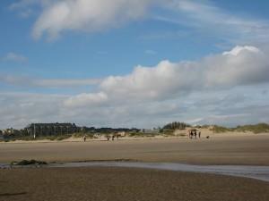 Strand von St. Andrews