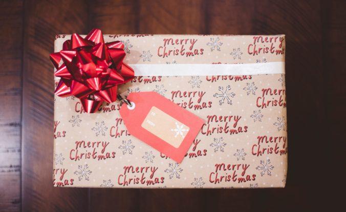 Weihnachten Geschenk Verpackung